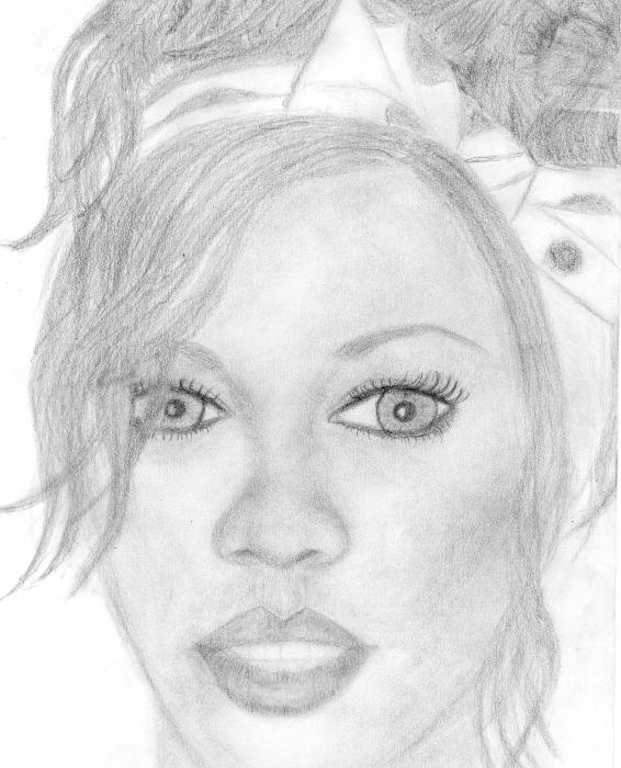 Rihanna by vivalot